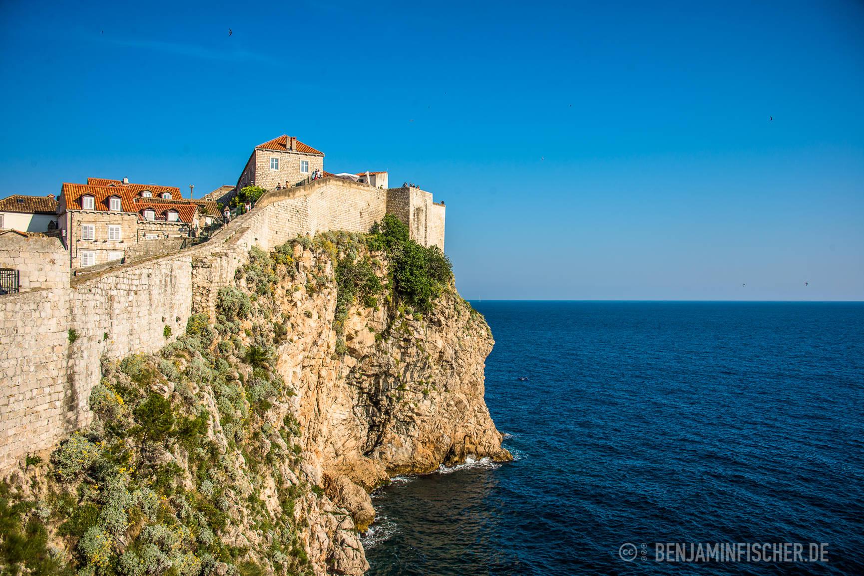 Dubrovnik aus Sicht der Seefahrer